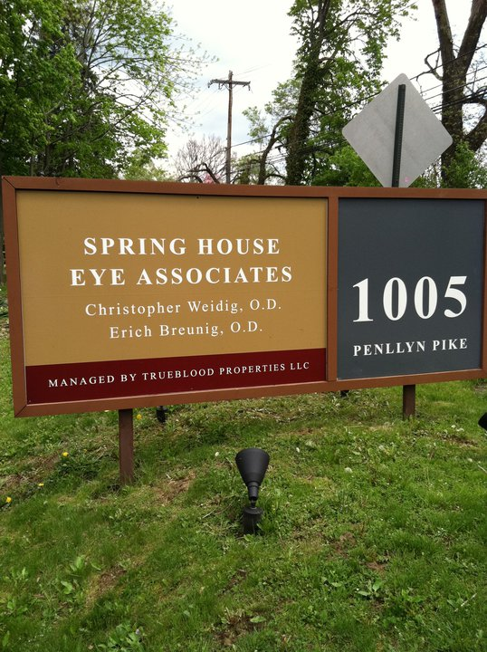 Springhouse eye associates