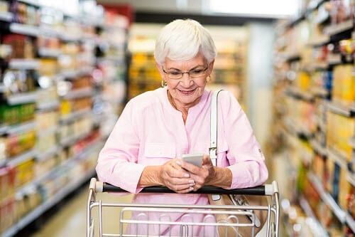 Patients of all ages prefer to be contacted by their healthcare providers through text messages.