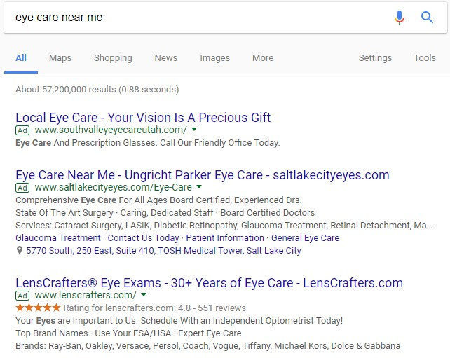 Growing patients with Google