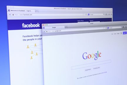 Advertising your practice through google or facebook is great marketing