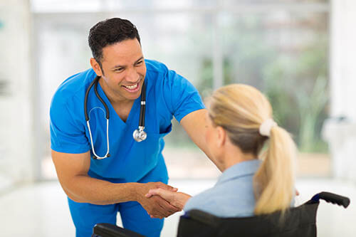 The personal touch makes patients more likely to leave reviews