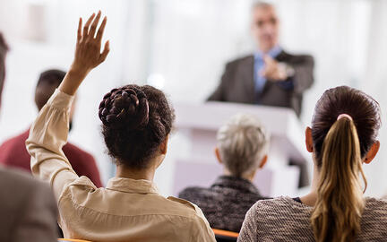 There are affordable healthcare conferences for any budget