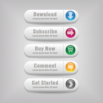 Make patient engagement easy with obvious call to action buttons