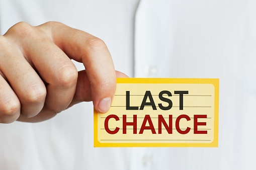 It is your last chance to do 90 days of reporting for the Merit-based Incentive Payment System (MIPS).