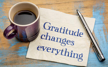 Showing patients gratitude will improve patient satisfaction