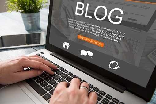 Blogging is an important part of practice management