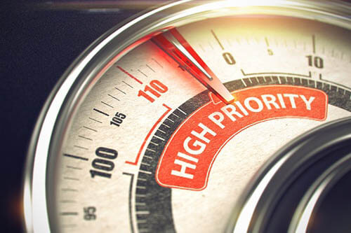 In MIPS high priority measure are weighted more heavily