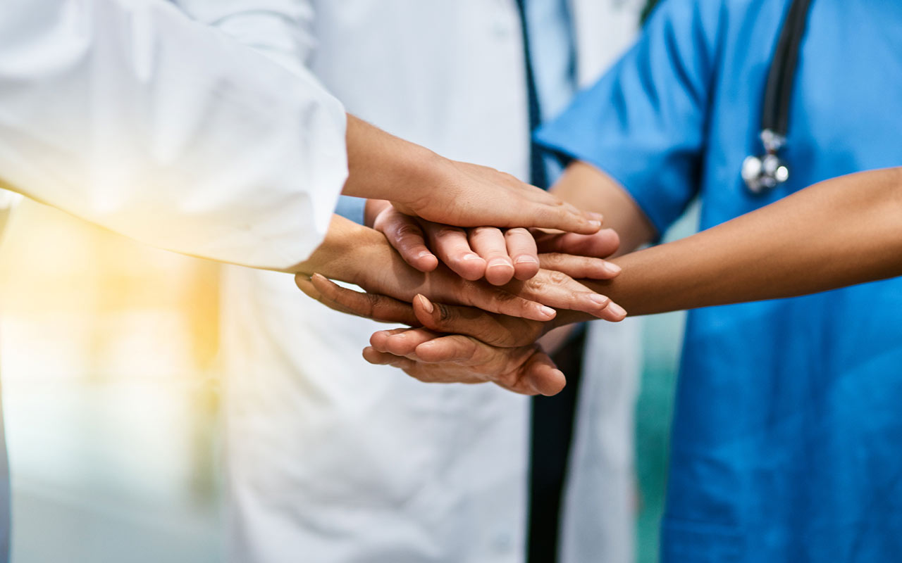 During medical practice turnover is important to keep team spirits up