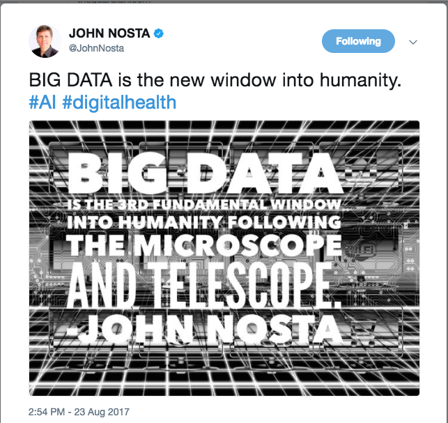 Follow John Nosta on Twitter