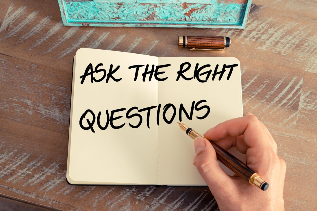 Ask these questions to complete a year in review for your practice