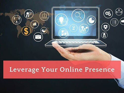 Leverage your online presence to attract and retain patients