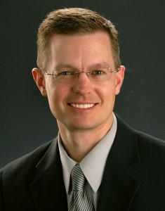Dr. Aaron Smalley of Excel Eye Center