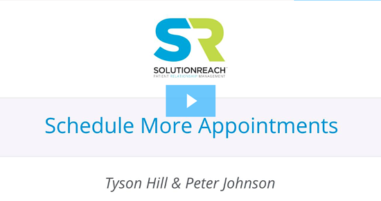 Schedule More Appointments
