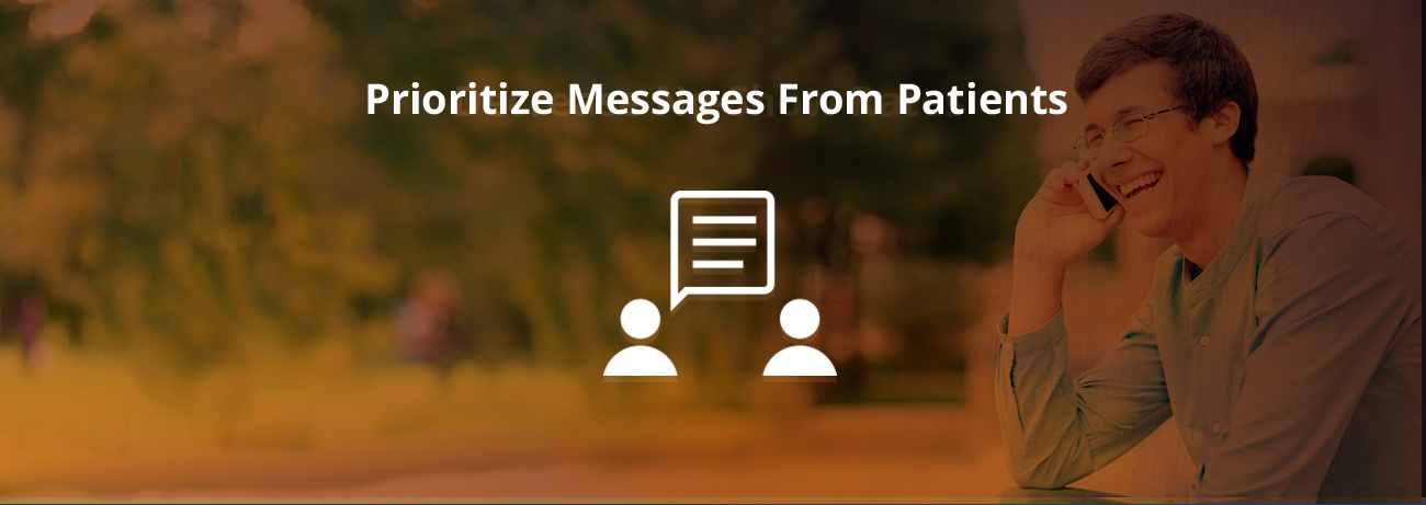 prioritize messages