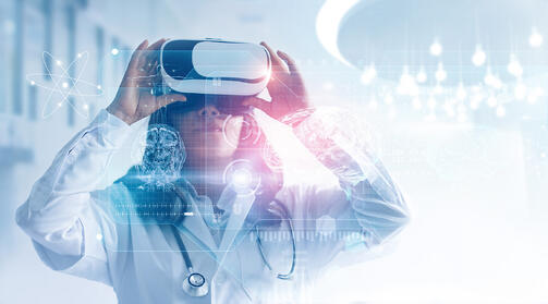 Virtual reality is revolutionizing healthcare