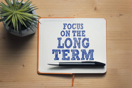 Look to long-term solutions