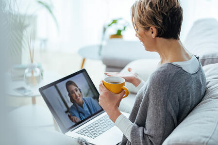 Telehealth can build emotional connection