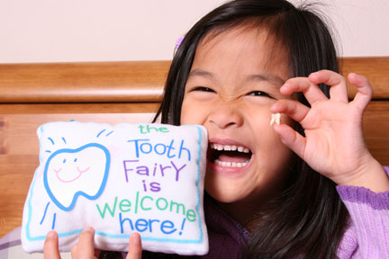 Fun ways to celebrate National Tooth Fairy month
