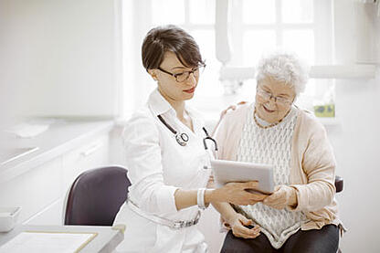 Technology in healthcare is important to senior citizens