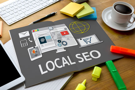 Focus on local SEO to boost your practice online