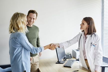 The relationship between a physician and their patients starts with strong communication