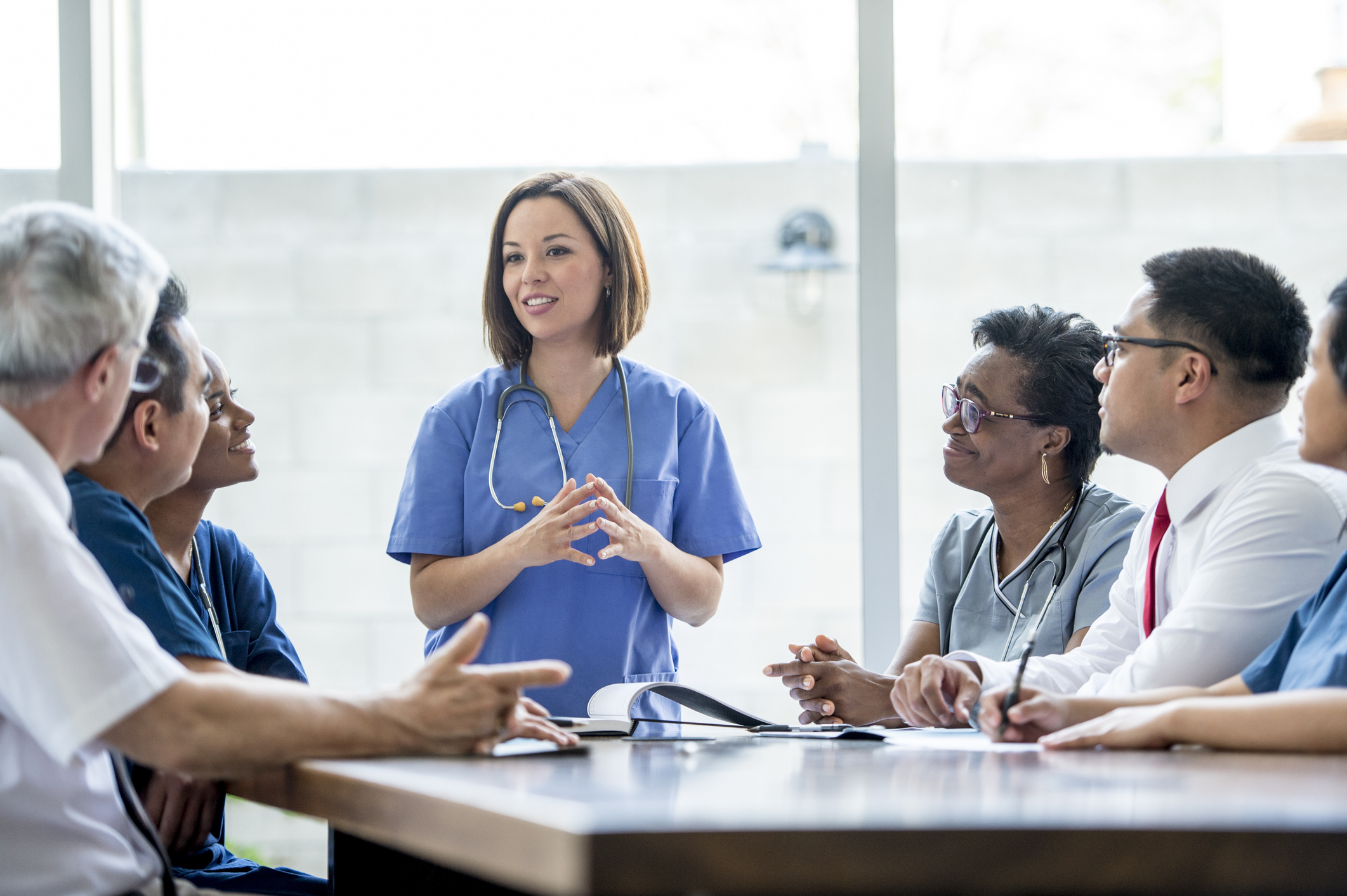 A positive patient experience requires that all practitioners work together