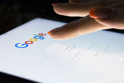 Use Google to attract patients