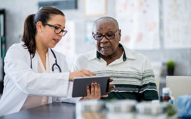 Patients want quality time with providers