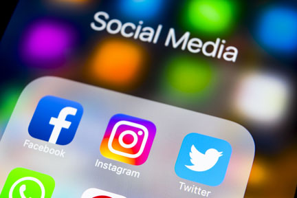 Social media for healthcare practices