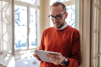 Connect with patients between visits to improve the patient experience