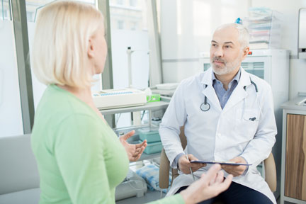 Patients are often happy to leave reviews or give you a patient referral if you just ask