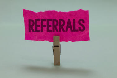 Patient referrals are key to practice success