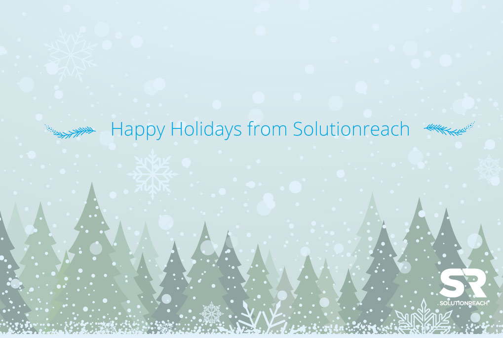 Happy Holidays from Solutionreach