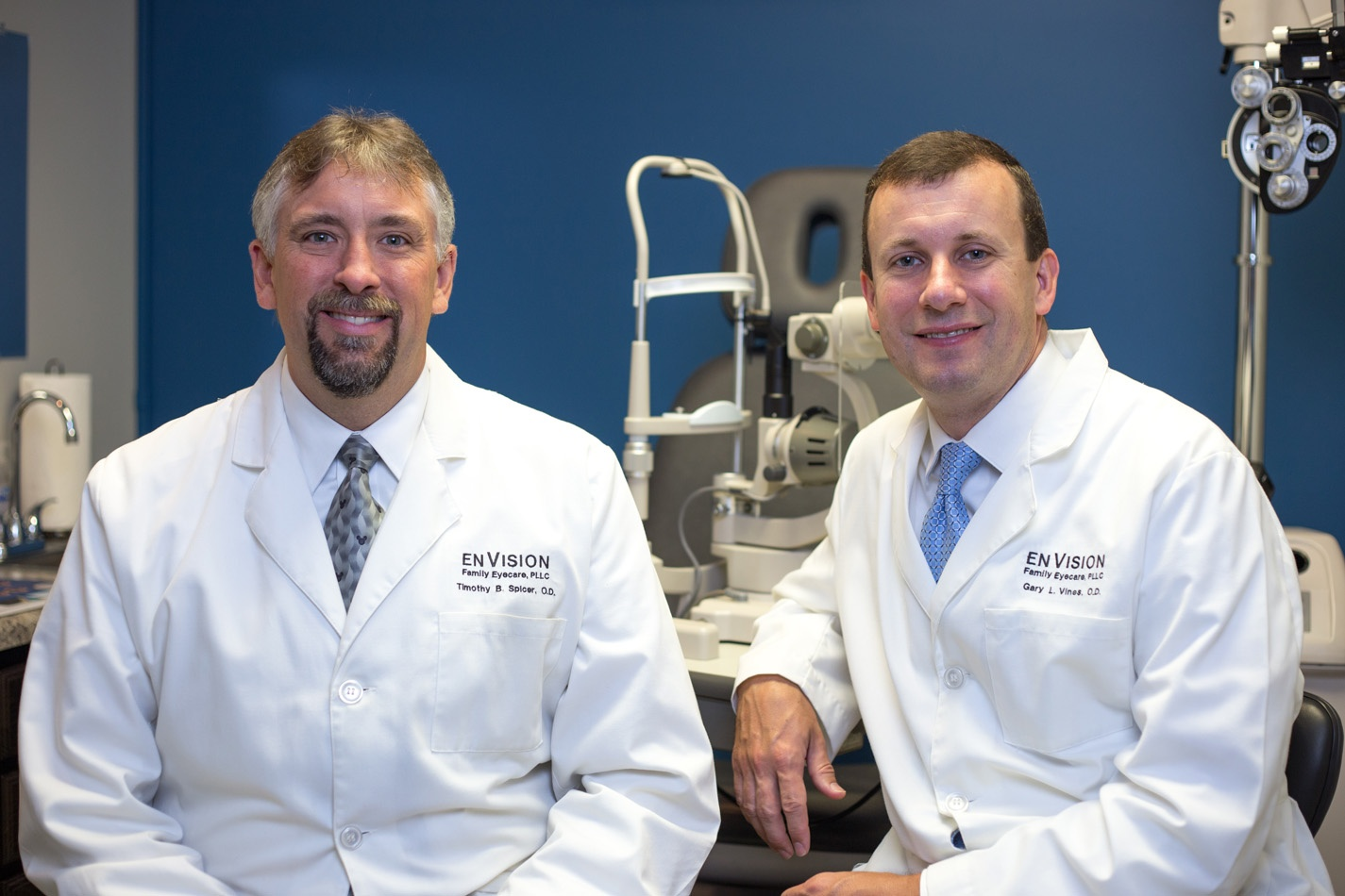 Envision family eyecare doctors
