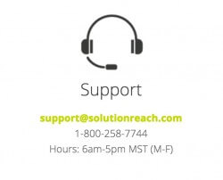 Support Icon Information