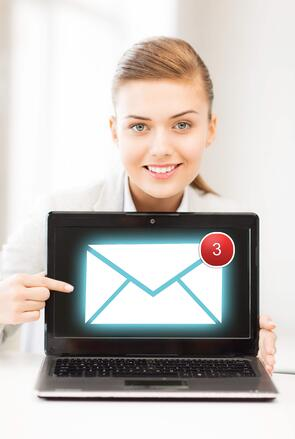 Email patients when you have something new to share