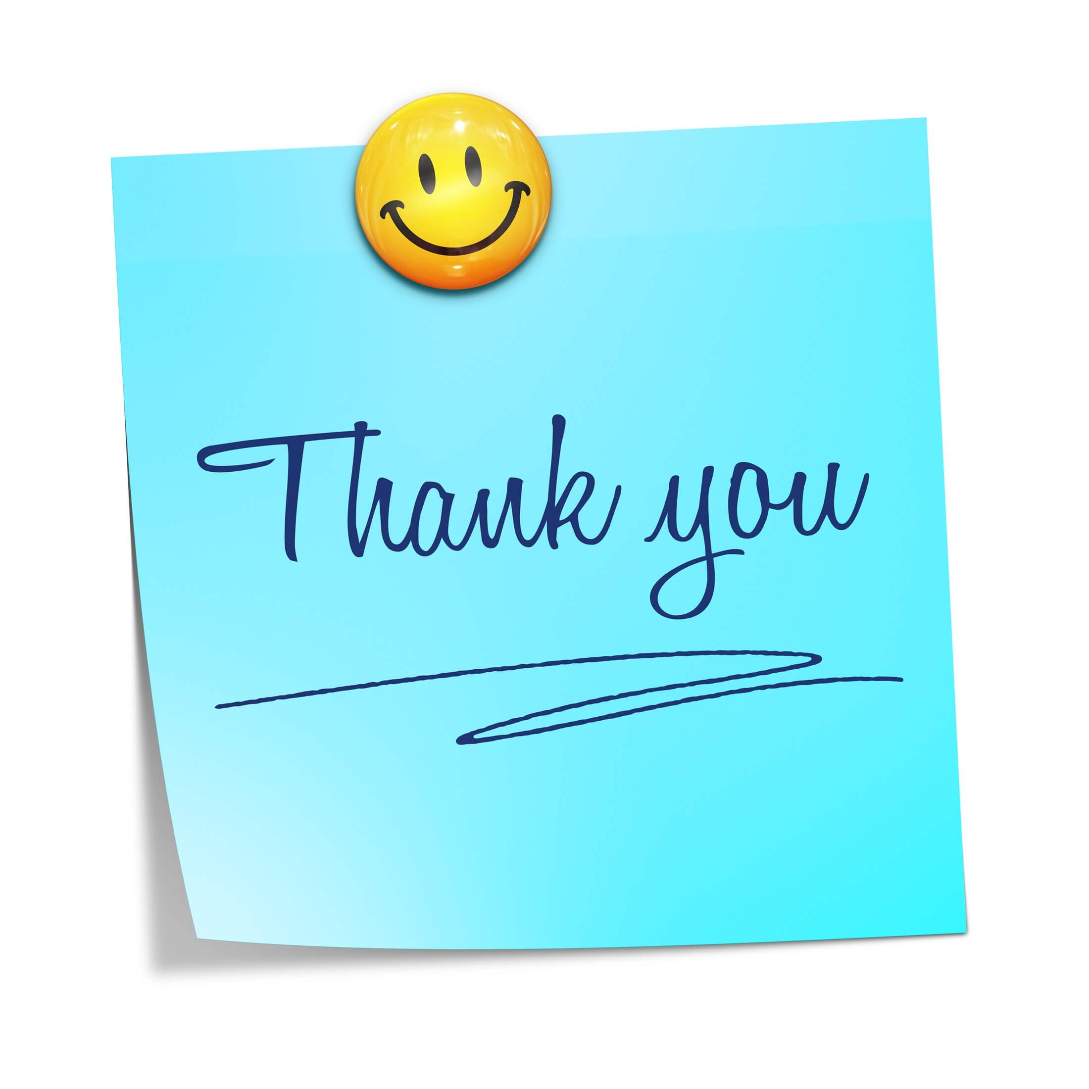 The power of saying thank you to staff and patients