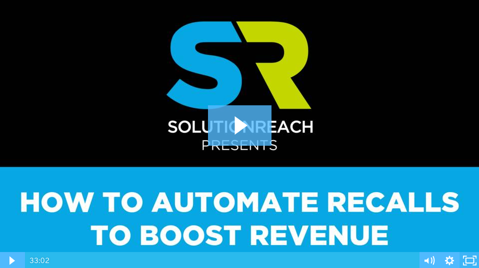 How to Automate Recalls to Boost Revenue