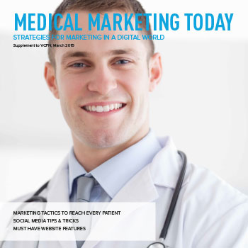Download our ebook Marketing Tactics to Reach Every Patient: Social Media Tips & Tricks, Must Have Website Features