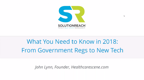 What You Need to Know for 2018 From Government Regulations to New Technology