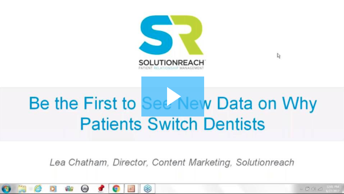 Why patients switch dental providers