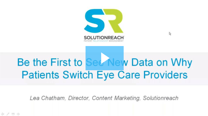 Find out Why Patients Are Switching Eye Care Providers