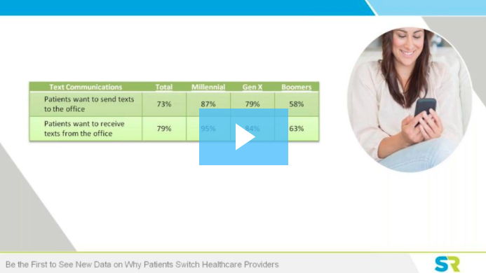 See Newest Data on Why Patients Switch Healthcare Providers
