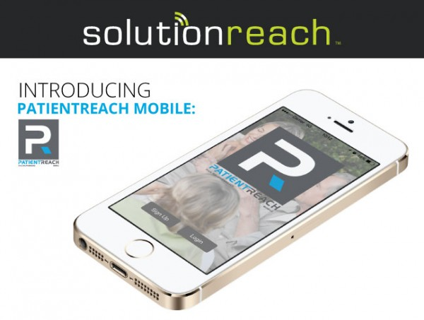 PatientReach Mobile from Solutionreach