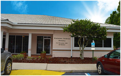 Kissimmee Children's Dental attracted patients through reviews
