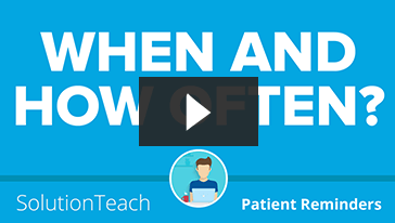 Automated Patient Appointment Reminder Software | Solutionreach